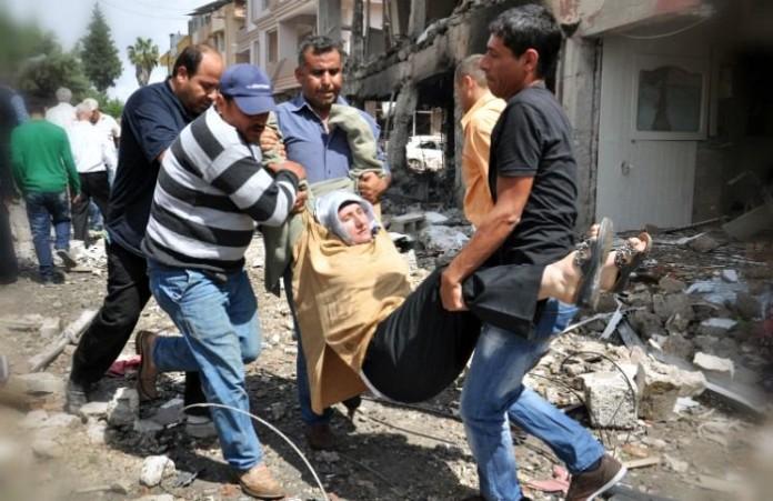 Сирия: В христианском квартале обнаружены жертвы теракта