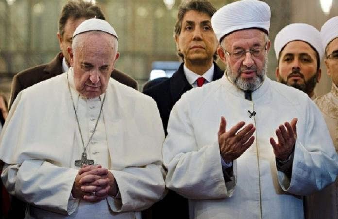 Папа Римский посетить большую мечеть в Риме