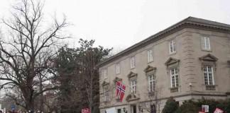 Верующие требовали у властей Норвегии вернуть детей родителям