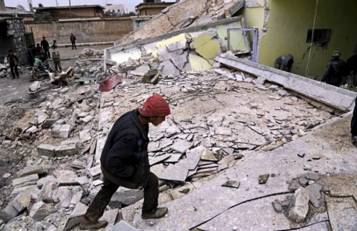 Сирия: В результате атак погибло 40 человек
