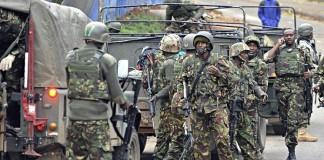 Кения: Армия начала борьбу против исламистов «Аш-Шабааба»