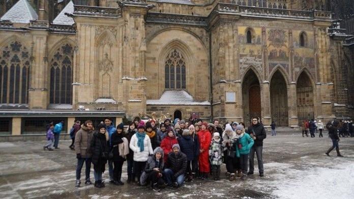 «Дом милосердия» рассказывал о Рождестве не только в России, но и в Чехии