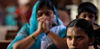 Индия: за 2015 годтысячи христиан подверглись актам насилия