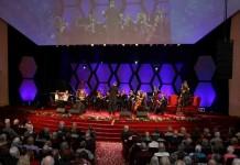 Тысячи людей собрались в церкви «Благая Весть»впериодРождества