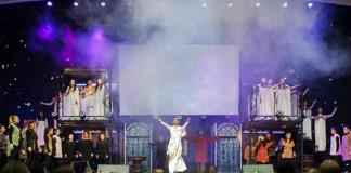 Свершилось: В Армении состоялся первый Рождественский мюзикл «Прозрение»