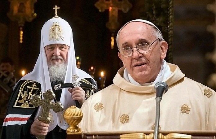 Папа Римский и Патриарх Кирилл назначали дату исторической встречи
