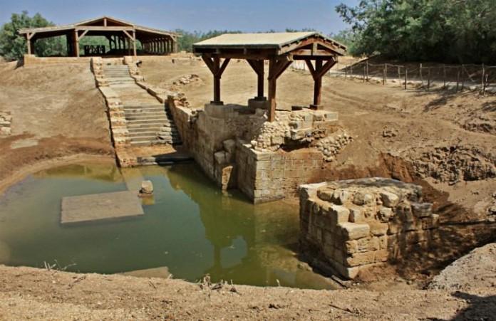 Место крещения Иисуса Христа стало частью Всемирного наследия