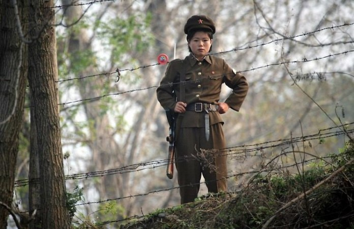 Запретное небо Кореи