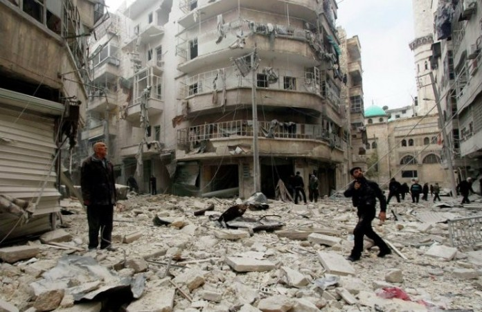 Крик о помощи: молитесь за христиан Сирии