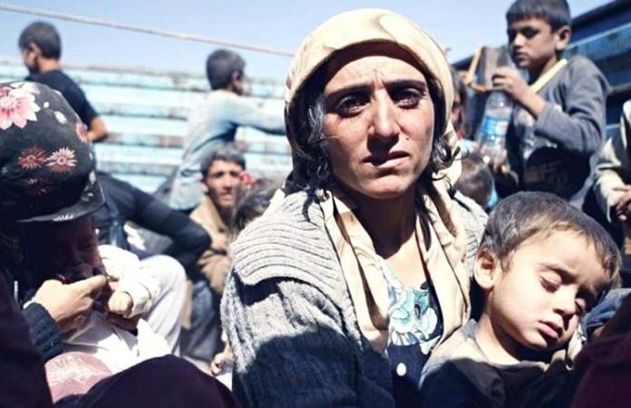 Подпишите петицию признания геноцида христиан