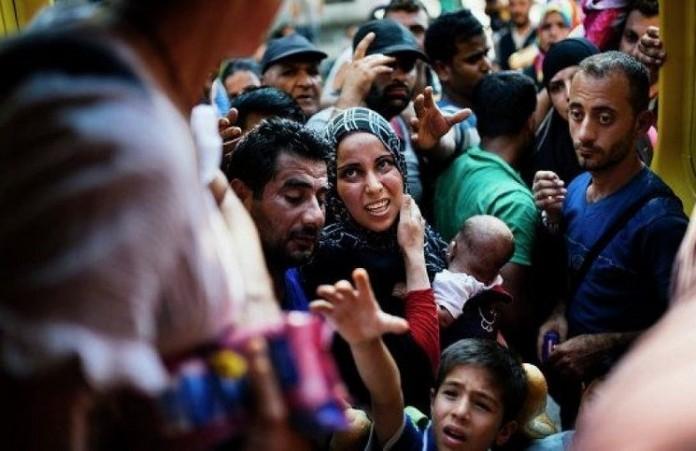 Европа: гонения на христиан – мигрантов в уже лагерях