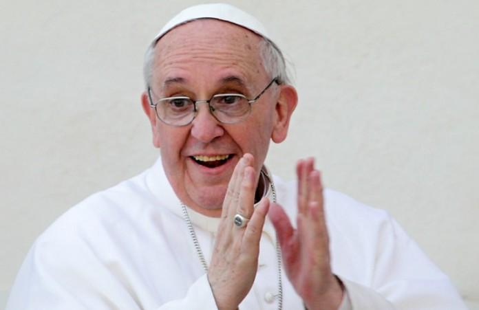 Папа Римский Франциск снимется в итальянском фильме