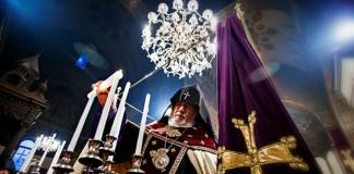 Запущен новый сайт о деятельности Армянской Церкви