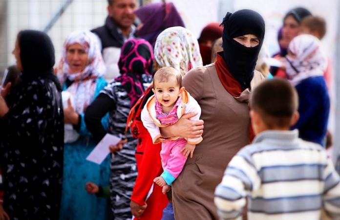 Армянская община работает над программой помощи беженцам