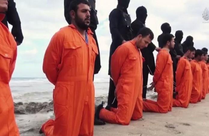 Мир вспоминает коптов–христиан, убитых год назад