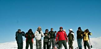 Зимний лагерь 2016: Российская и армянская молодежь «Слово жизни» собралась вместе