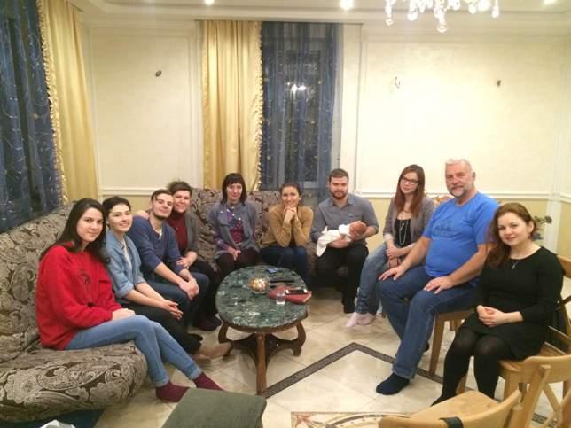 Пер Седергард провел евангелизацию в России