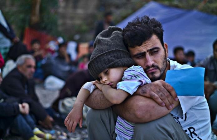 Афины Беженцы услышили евангелие