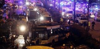 Пакистан под ударом теракт унес жизни детей