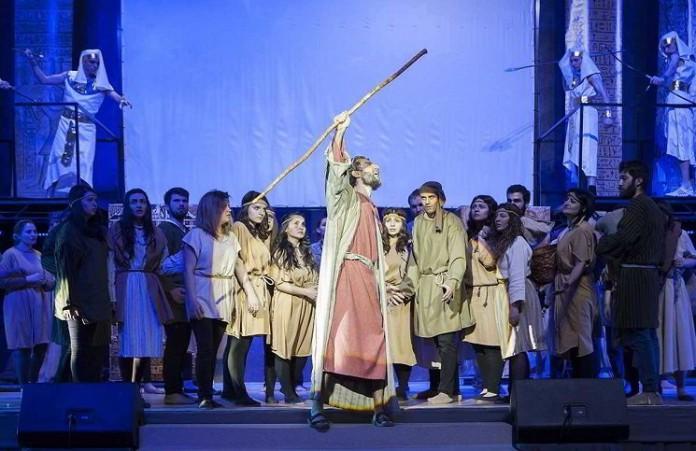 Слово жизни: Мюзикл по-новому открыл смысл Исхода