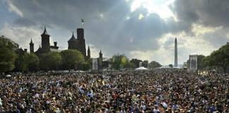 Вашингтон: Служение Билли Грэма объединит 1 миллион американцев