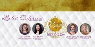 Начинается женская конференция «Смелая и красивая!»