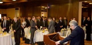 Шестнадцатый Национальный молитвенный завтрак в Москве