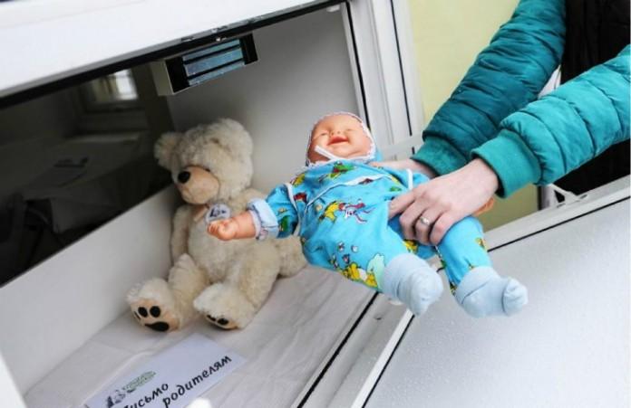 «Окна жизни» спасают детей от смерти и матерей от тюрьмы