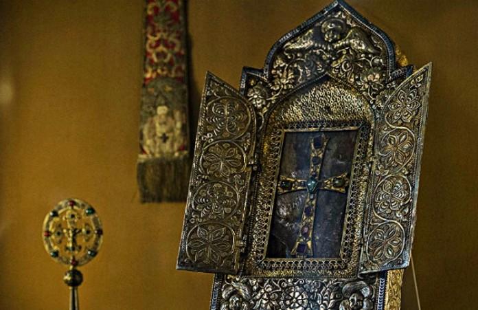 Экспонаты армянского музея будут представлены в Москве