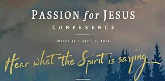 США: Конференция «Passion for Jesus» 2016 с IHOP