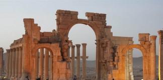 ВосстановлениеПальмиры в руках ЮНЕСКО