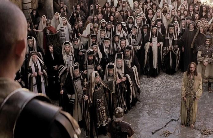 Как Есенин за Христа вступился