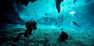 Археологи обнаружили подводный монастырь
