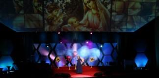 Праздничная женская конференция прошла в московской церкви «Благая весть»