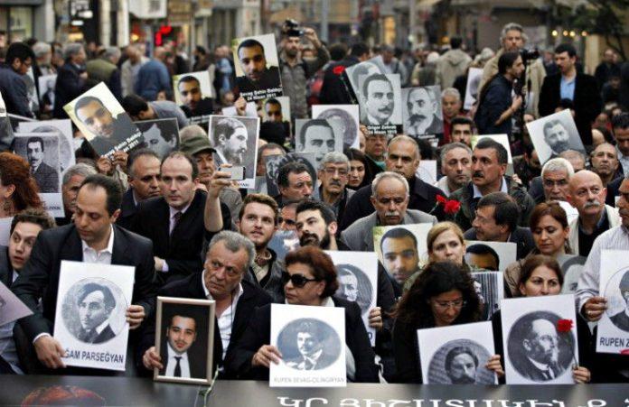 Лос-Анджелес 60.000 армян требуют справедливости у турецкого Консульства