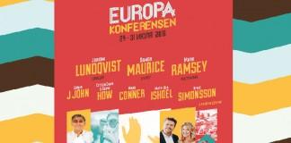 Кристиан Окерхиельм приглашает на Европейскую Конференцию
