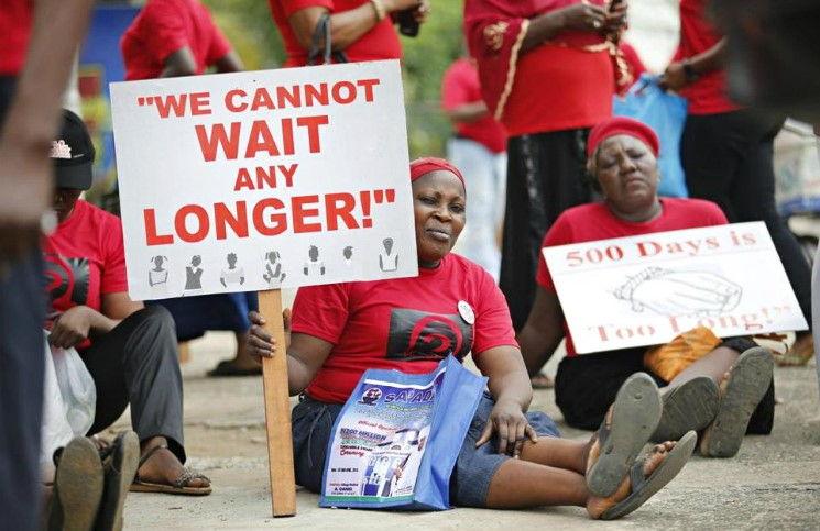 Кардинал Нигерии Не забывайте о трагедии заложниц «Боко Харам»