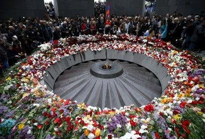Лос-Анджелес 60.000 армян требуют справедливости у турецкого Консульства1