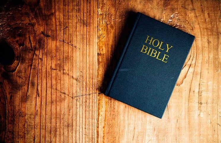 Официально Библия стала книгой штата Теннеси