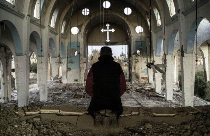 ИГ запретил христианам покидать город Ракка