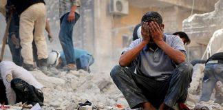 Армянский район Алеппо подвергли артиллерийскому обстрелу
