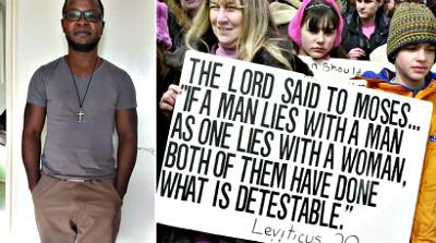 Великобритания: Студент исключен за цитирование Библии в соцсетях