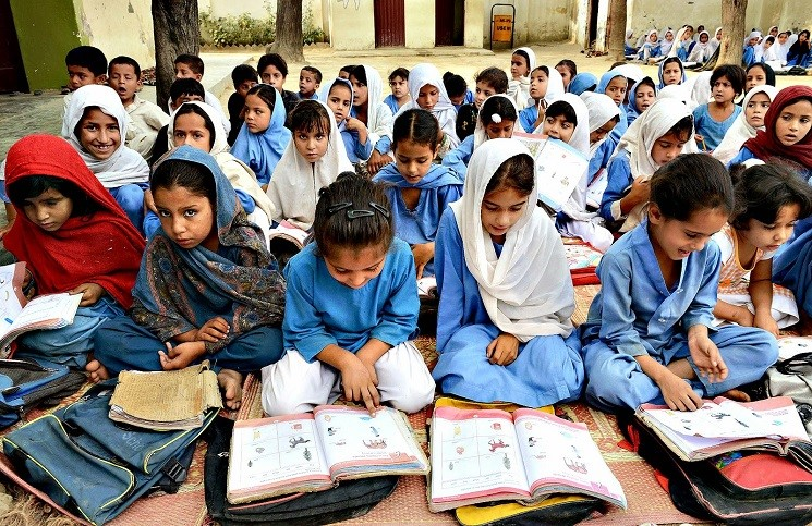 literacy in pakistan Literacy rate, youth female (% of females ages 15-24) from the world bank: data.