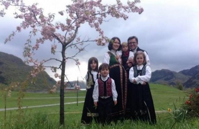 Норвегия: родители – христиане вернули свою дочку