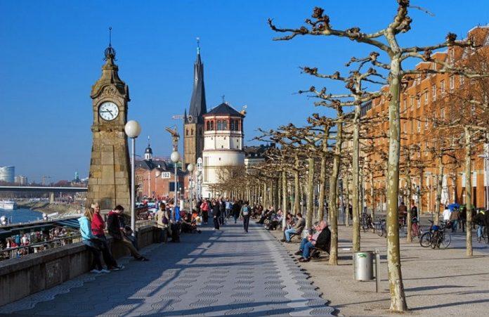 Служения пастора Артура Симоняна в Германии