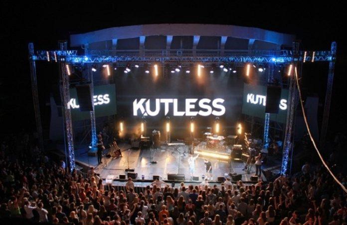 Украина: евангелизационный концерт Kutless
