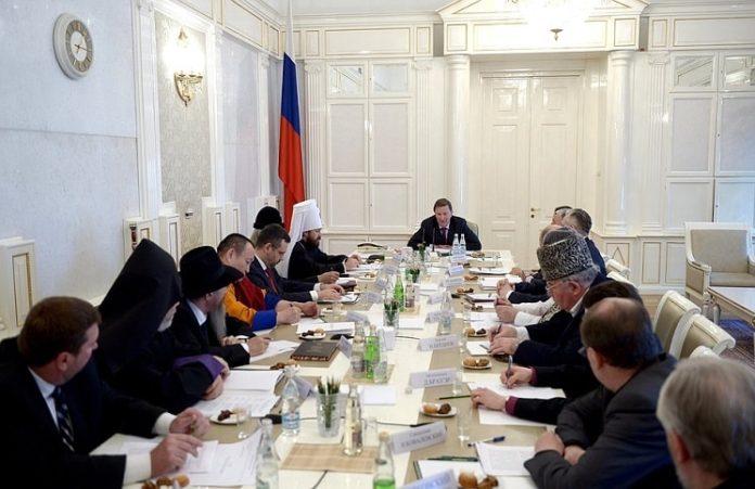 Россия: глава РОСХВЕ на заседании Президентского Совета