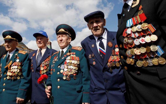«Слово жизни»: Встреча с ветеранами войны