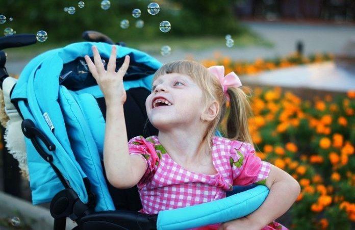 Благотворительная акция для помощи детей с ДЦП
