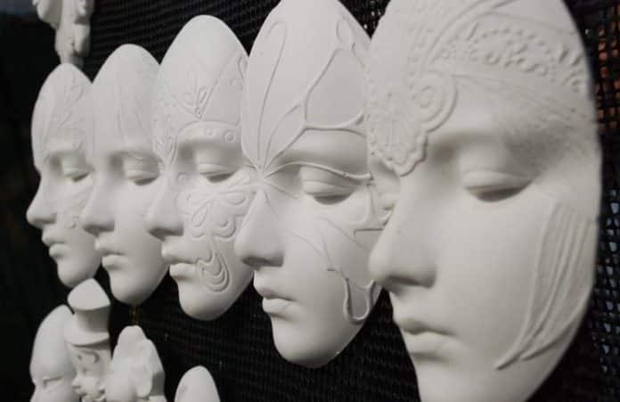 Пять масок гордости